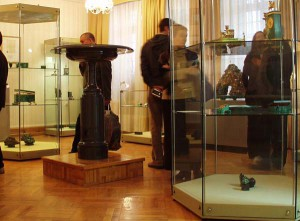 Камнерезная коллекция музея истории камнерезного искусства