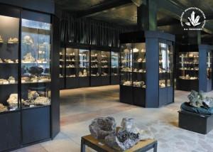 В уральском минералогическом музее