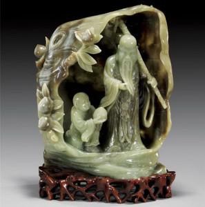 Камнерезное искусство Китая
