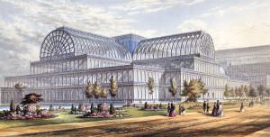 Хрустальный дворец для всемирной выставки 1851 года