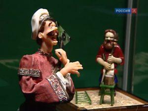 Во власти камня: выставка-ретроспектива камнереза Василия Коноваленко проходит в Москве в Музее Кремля