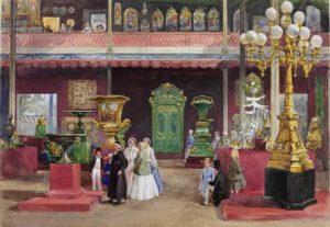 Особенности монументально-декоративного камнерезного искусства на Урале